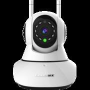 IP WiFi поворотная цветная видеокамера JVS-510  1MP Full HD