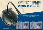 """DD-205 Дуплексные переговорные устройства типа  """"Клиент-кассир """" - фото 12."""